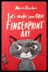 lets make fingerprint art